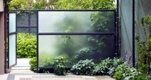Sichtschutzzaun oder Gartenmauer - 102 Ideen für die Gartengestaltung