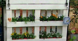 Sie können als Pflanzenständer / Sichtschutz verwendet werden. Ich heirate diesen Herbst mit ...