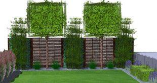 Siebkombination Mobile Efeu-, Bambus- und Spalierbäume