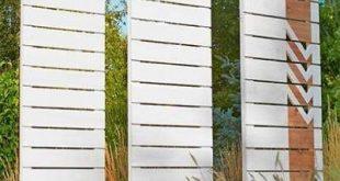 Trendy Diy Outdoor Sichtschutz Projekte Ideen