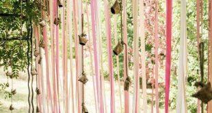 Über 40 DIY-Deko-Ideen für eine fantastische Gartenhochzeit.