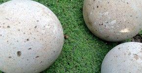 Wie man gespiegelte Kugeln für den Garten herstellt