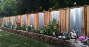 Yard Fencing Ideas #Fighting # Ideas